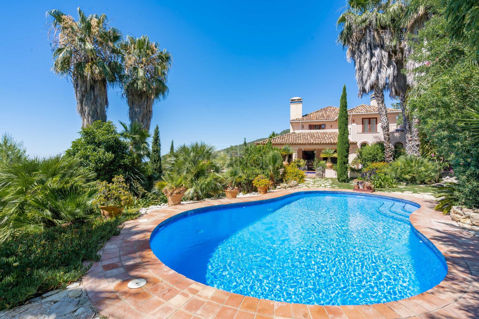 Villa  en Gaucin