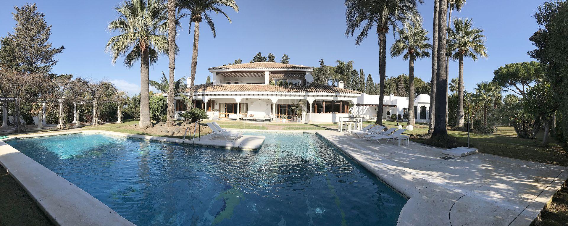 Villa  en Guadalmina Baja, San Pedro de Alcantara