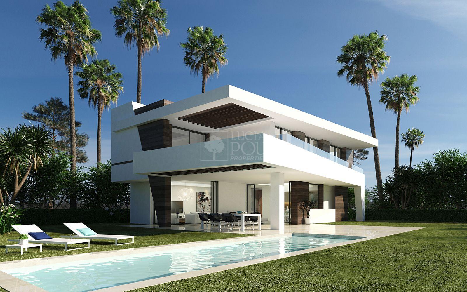 Villa  in New Golden Mile, Estepona