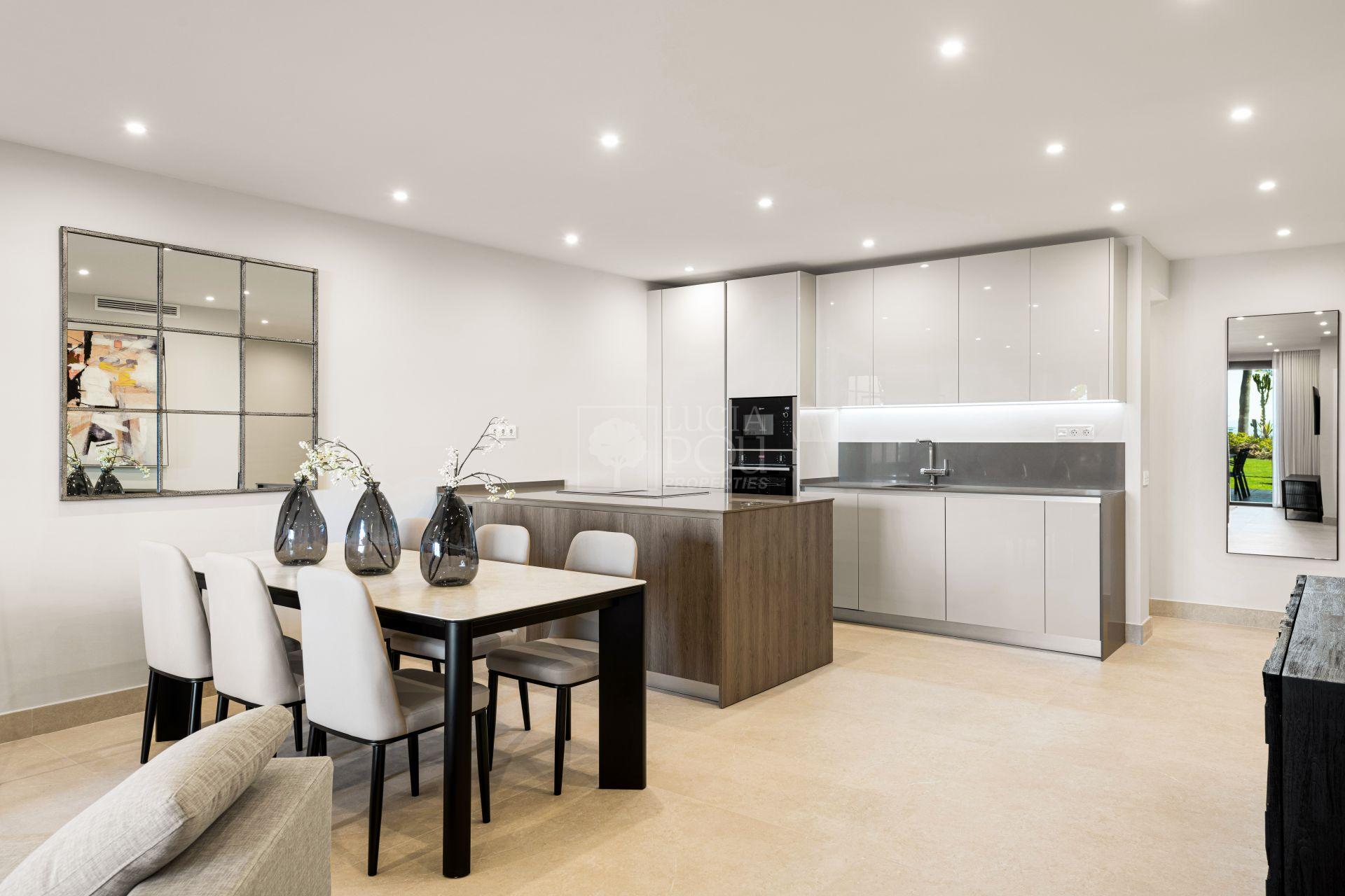 Apartamento Planta Baja  en New Golden Mile, Estepona