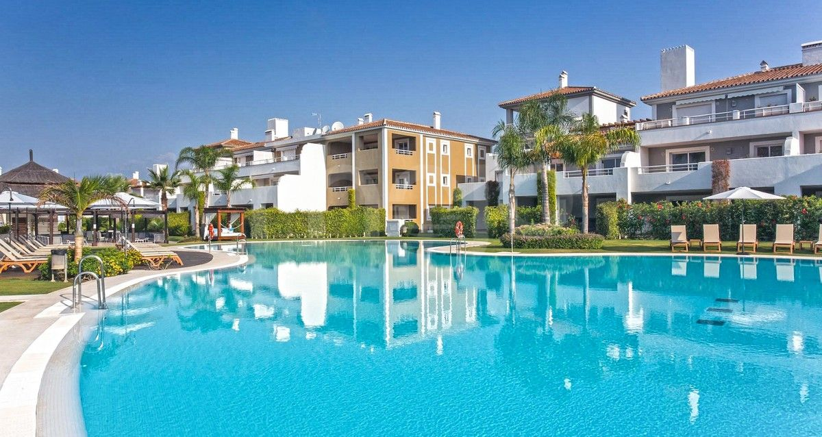 Appartement te koop in New Golden Mile, Estepona
