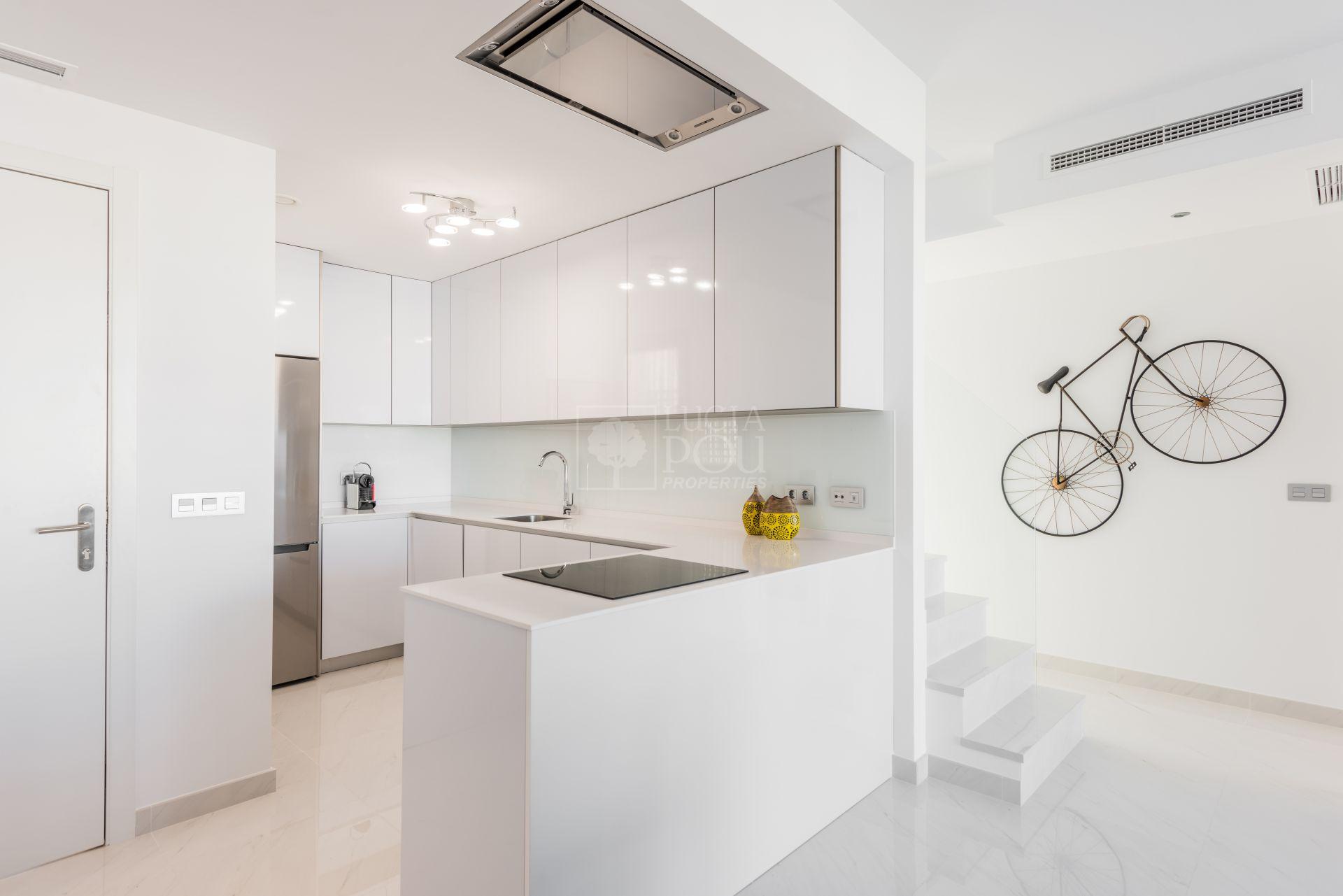 Duplex Penthouse  in Cancelada, Estepona