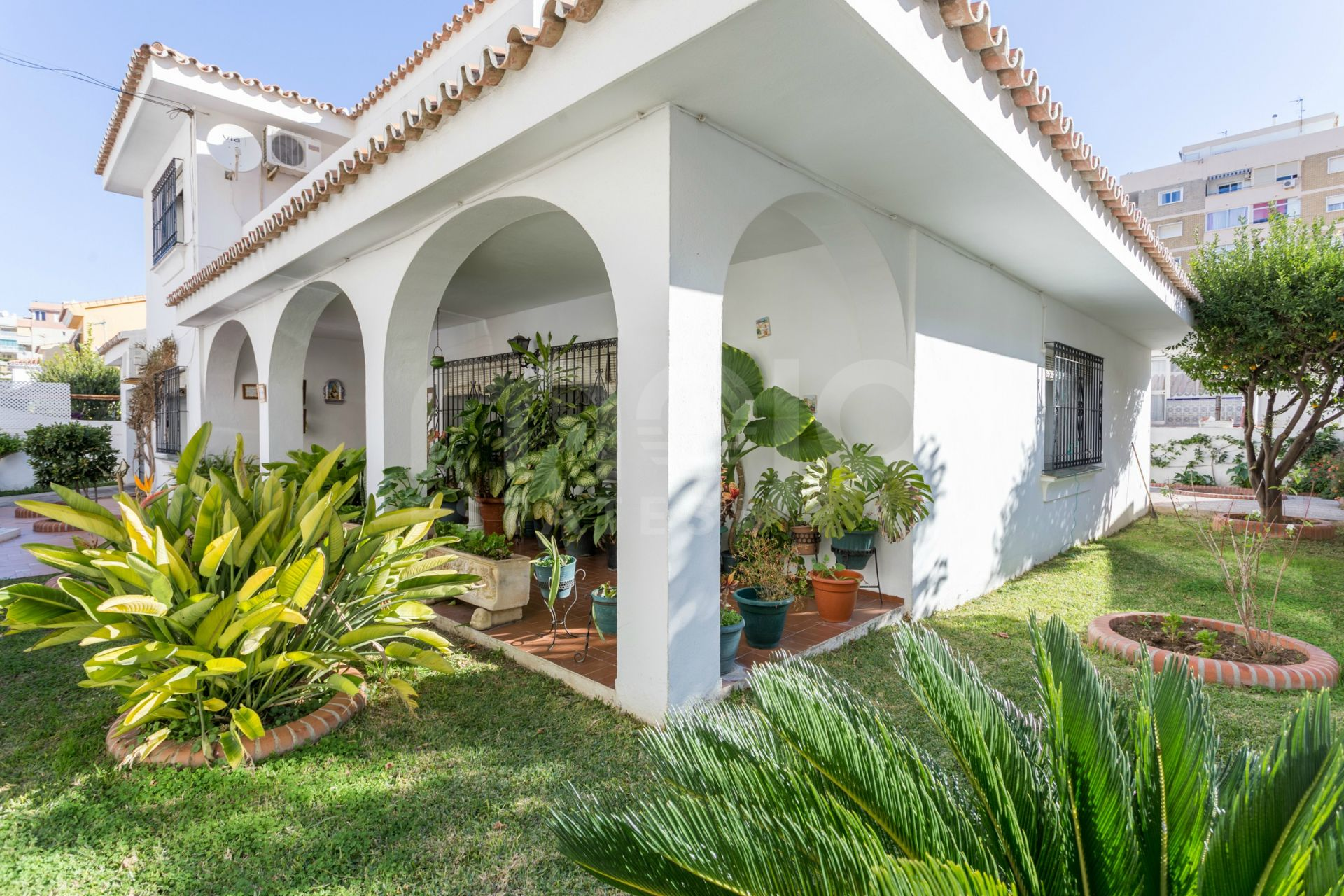 Large detached villa in Los Boliches, Fuengirola!