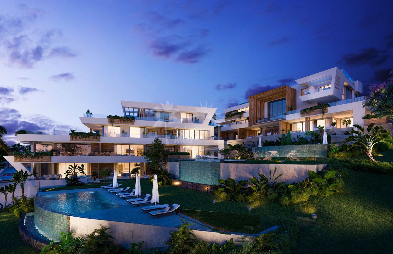 Development in Cabopino, Marbella