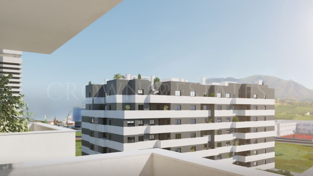 Almenara Homes, modern design apartments and penthouse in the heart of Estepona