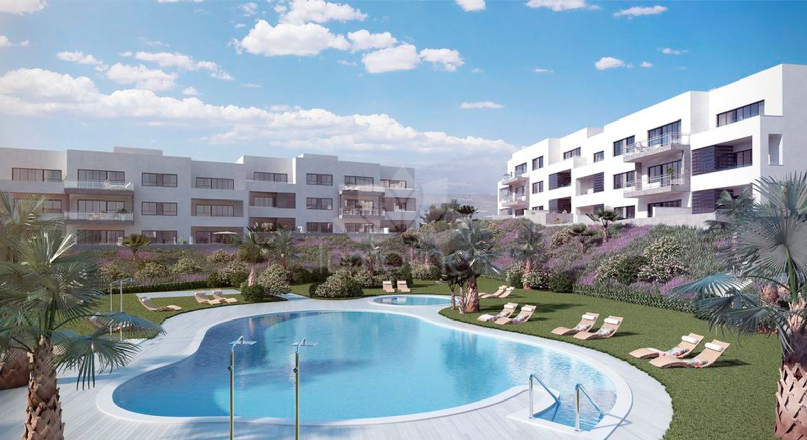 Development in Torre del Mar, Velez Malaga