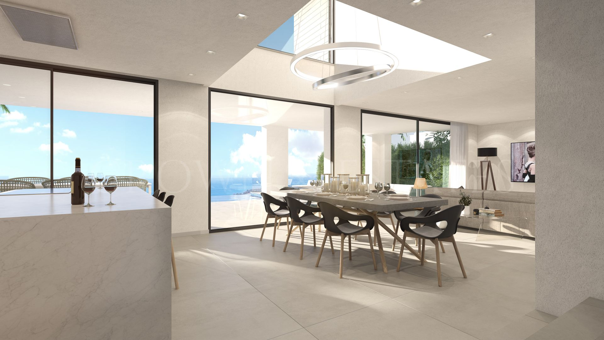 La Cala Views, luxury villas with seaviews in La Cala de Mijas
