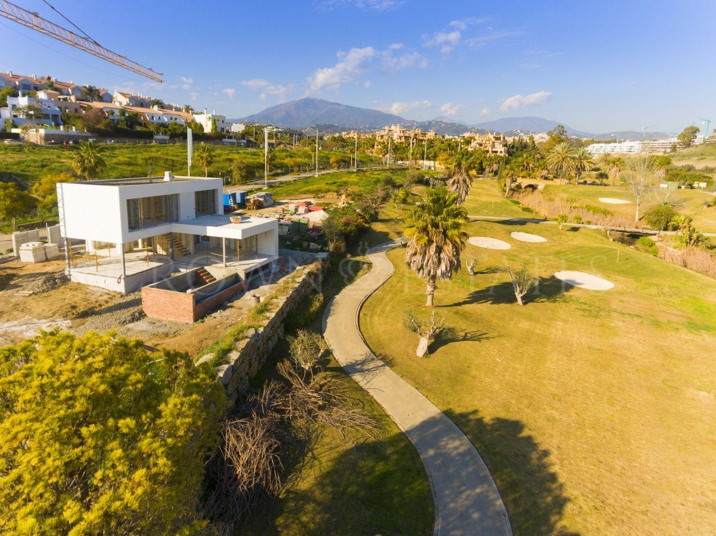 The sanctuary Villas, 12 luxury design villas just by El Campanario Golf & Country House.