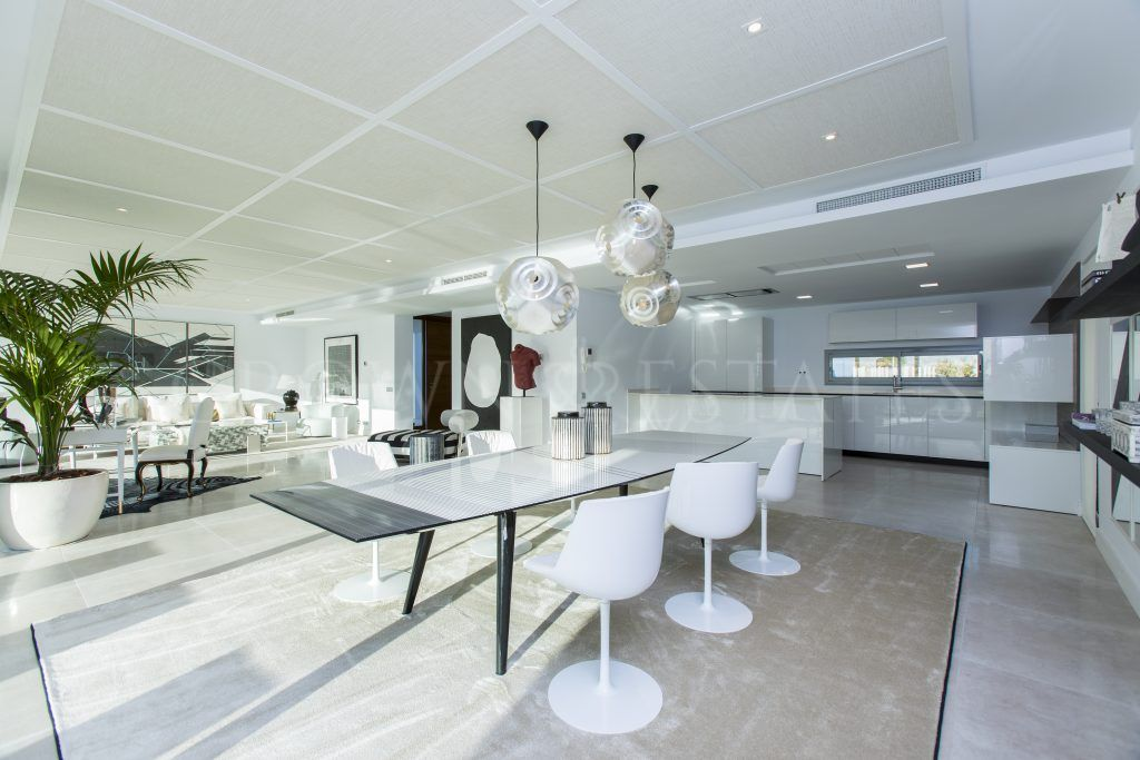 Icon Marbella, stunning villas surrounded by golf courses in Marbella East