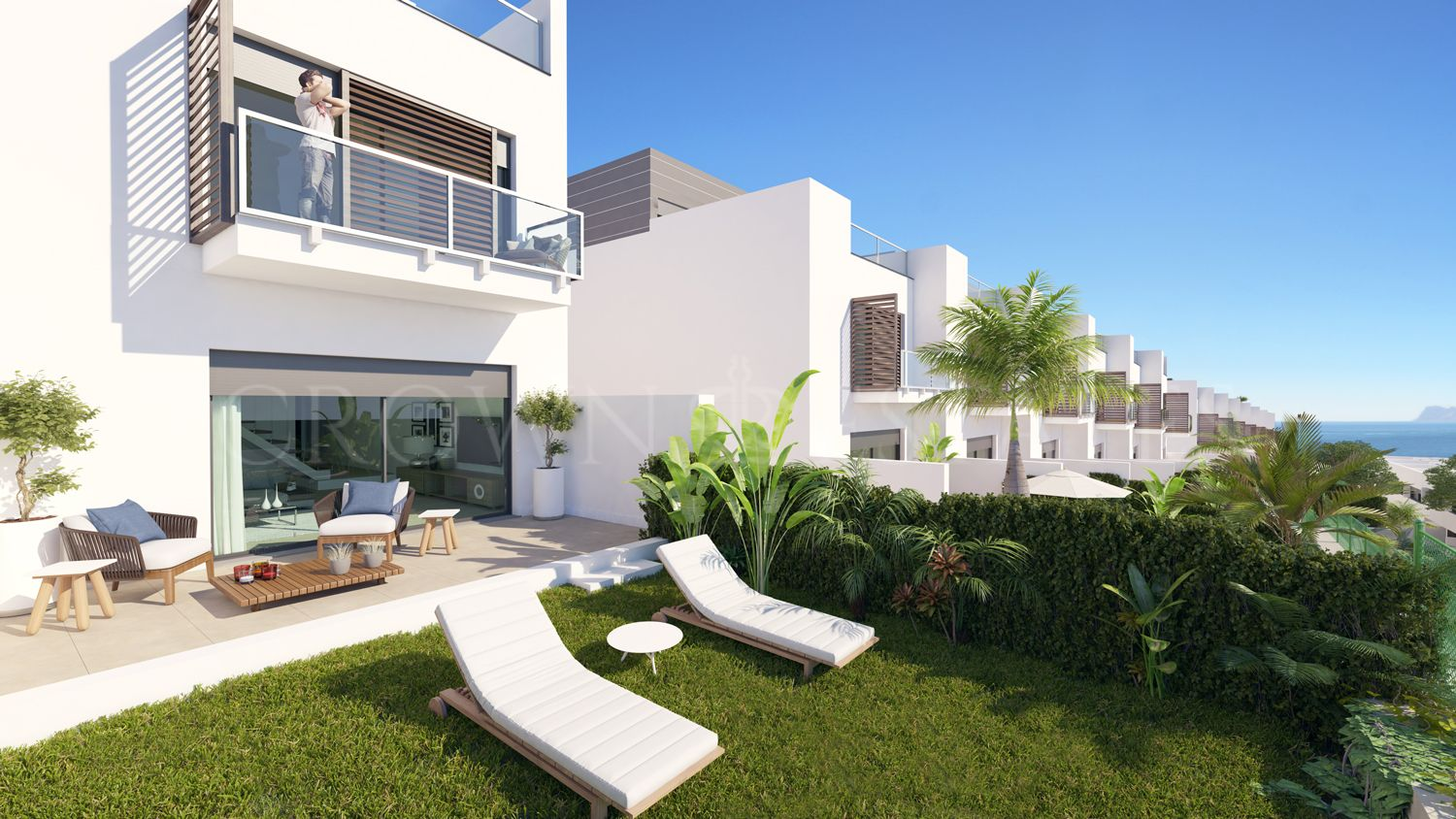 Majestic Heights, 47 contemporary town homes in Bahia de las Rocas, Manilva