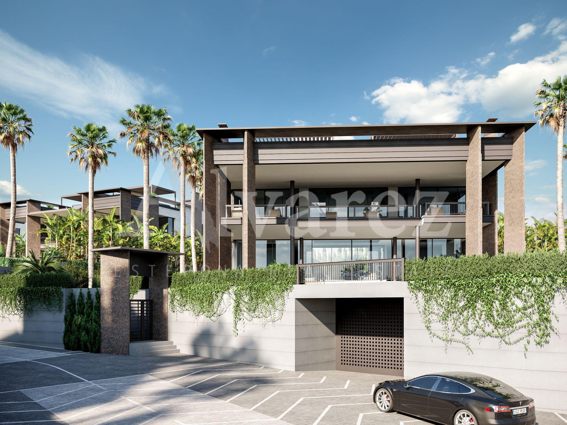 Development in Atalaya de Rio Verde, Marbella