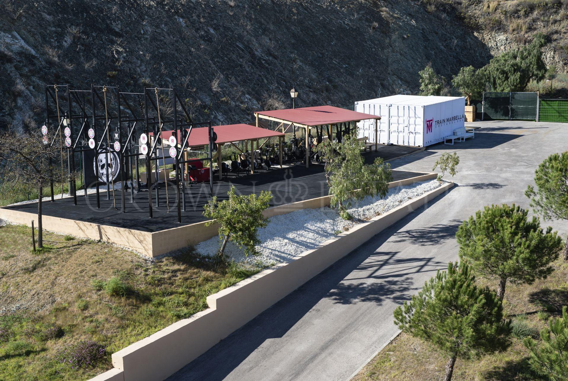 Development in La Alqueria, Benahavis
