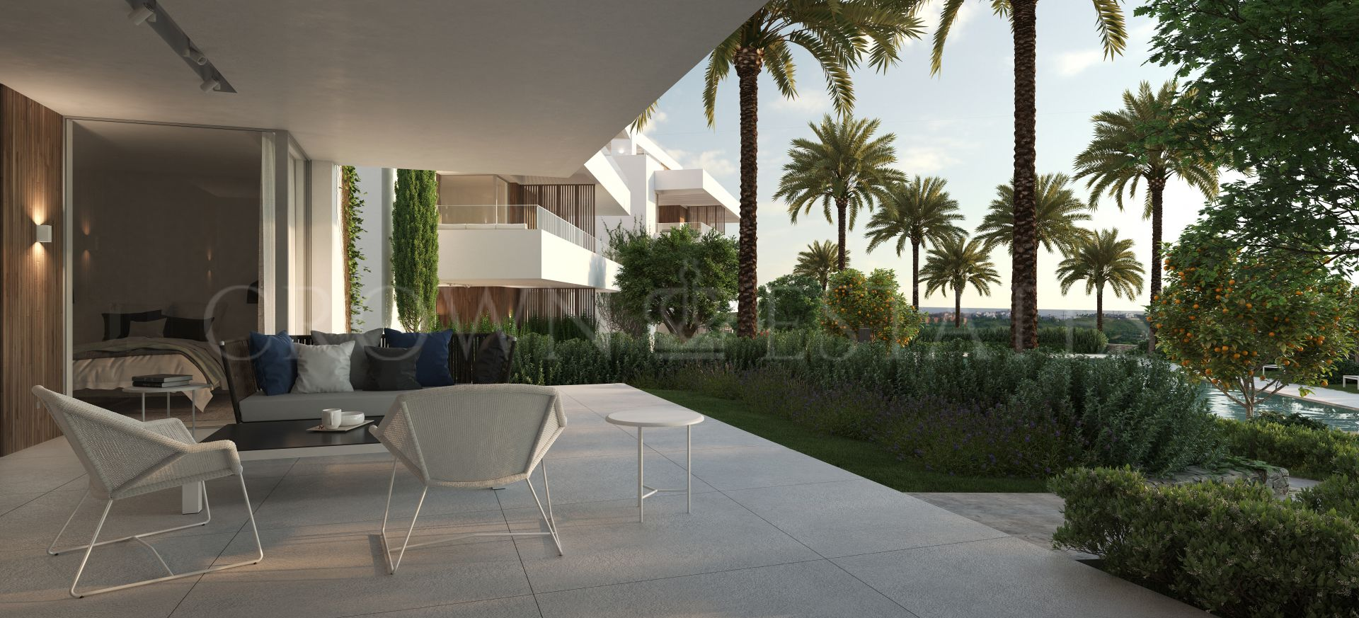 Unico Benahavis, luxury modern apartments in the coveted area of Los Arqueros