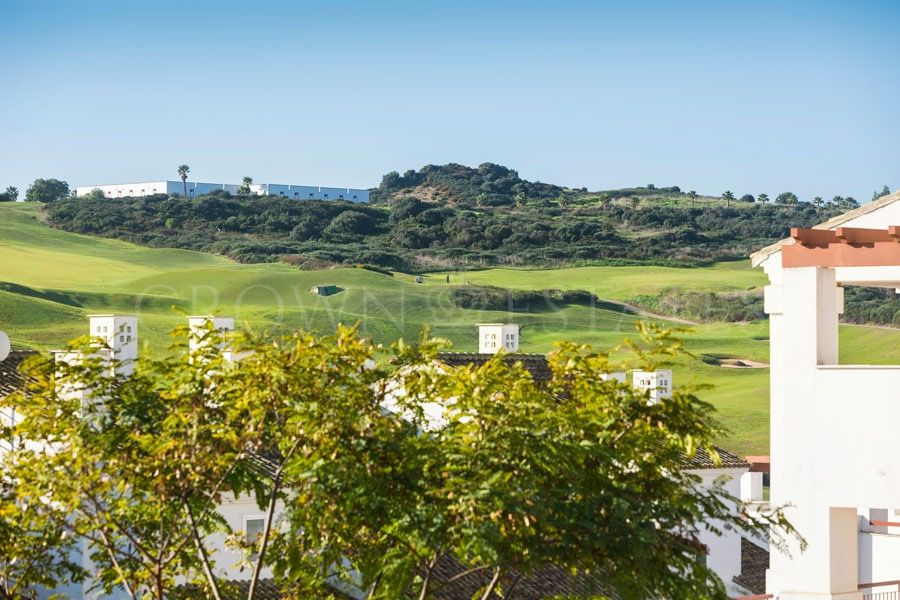 Nueva Alcaidesa, spacious apartments beside the golf course in the lovely Alcaidesa area