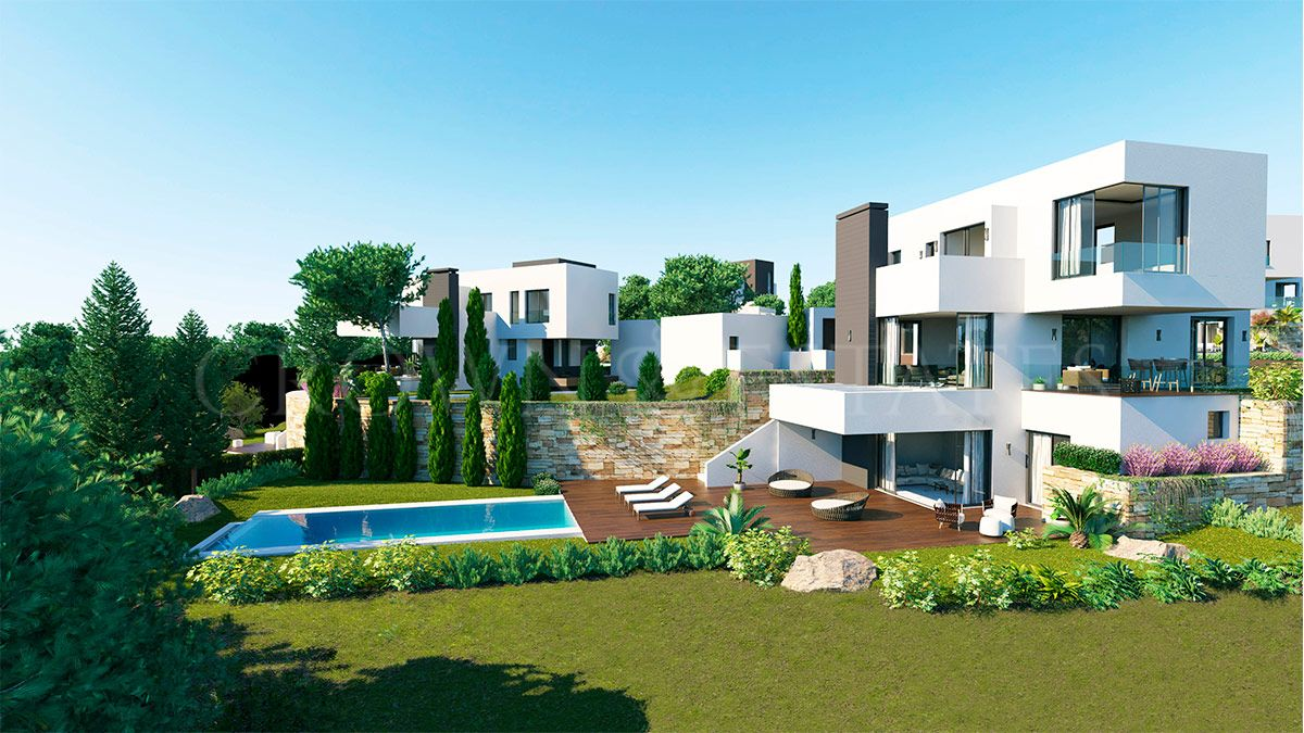 Abantos Hills, sustainable luxury villas in a privileged enclave in Benahavis
