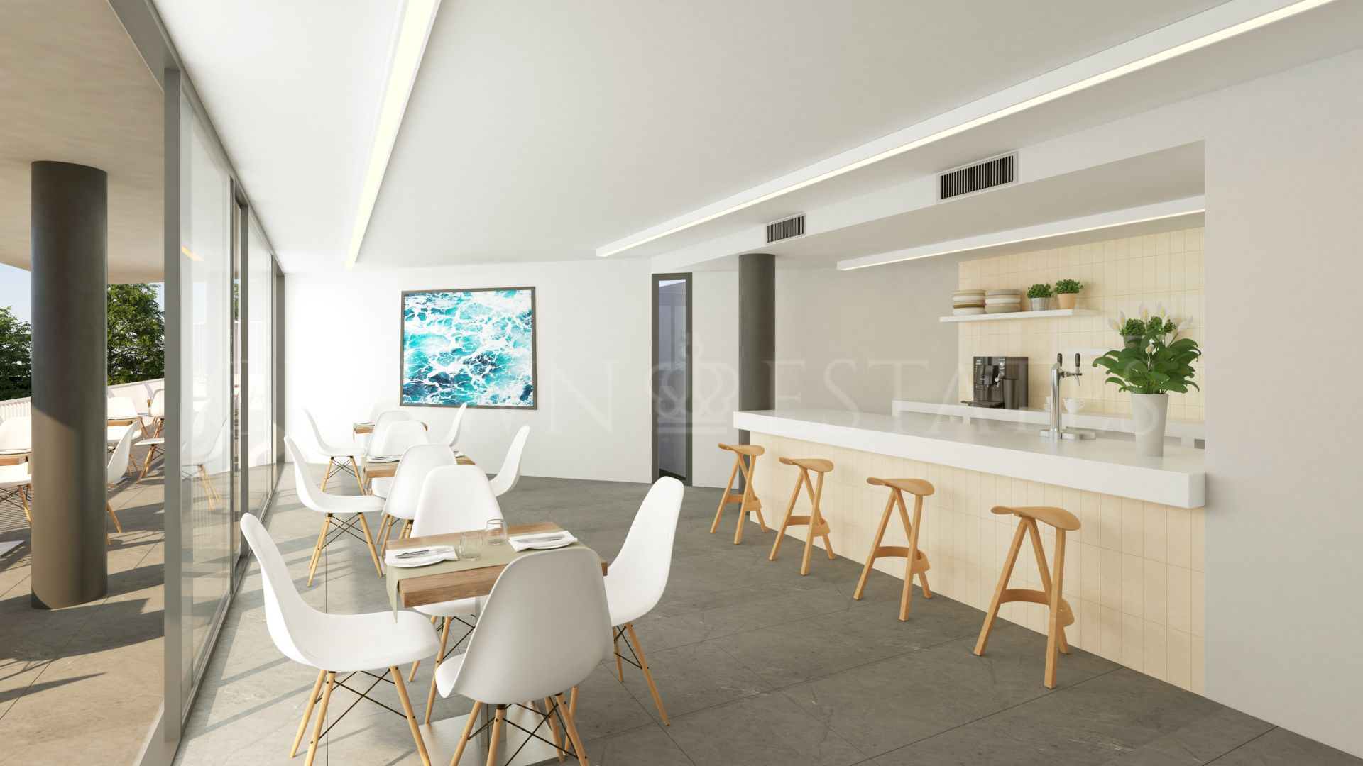 Oceana Views, ultra-contemporary apartments and penthouses with seaviews in New Golden Mile in Estepona