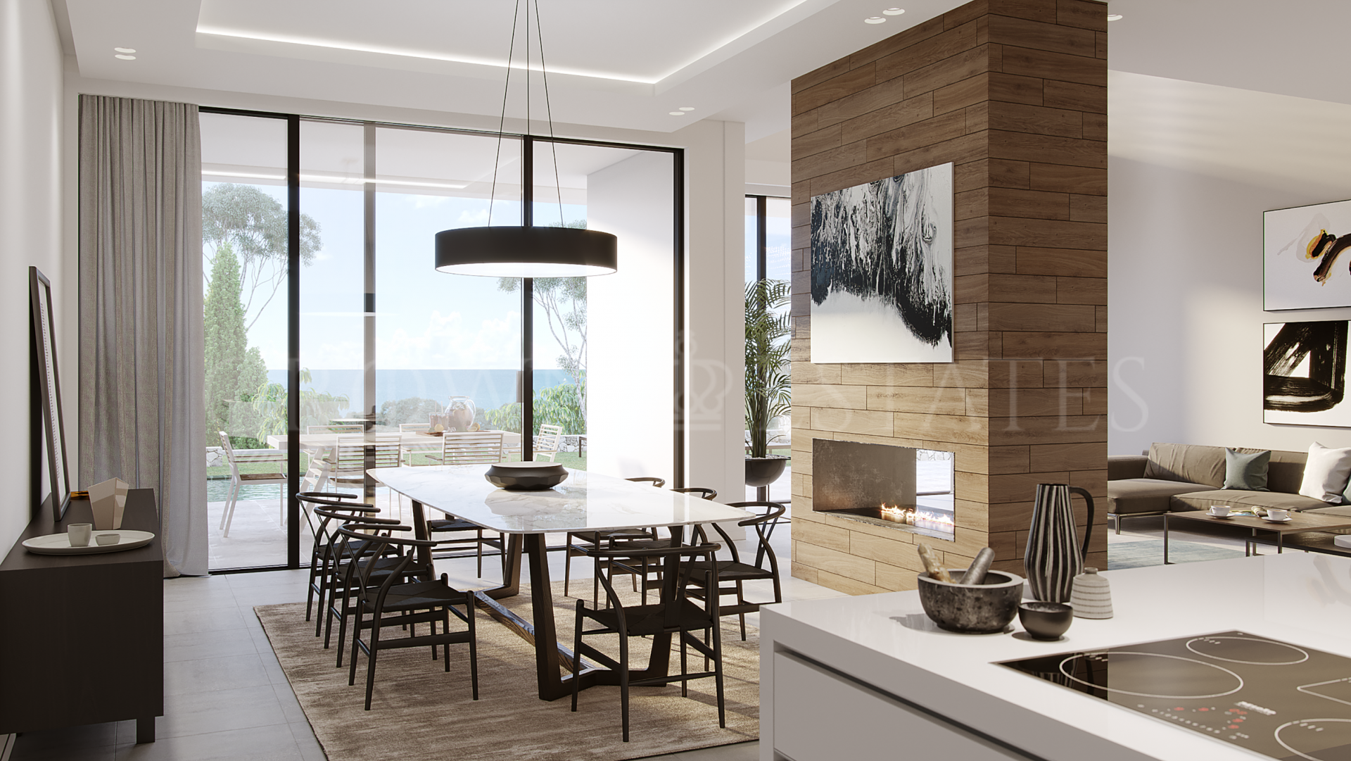Riva Residences, a boutique development of 6 luxury residences with stunning sea views