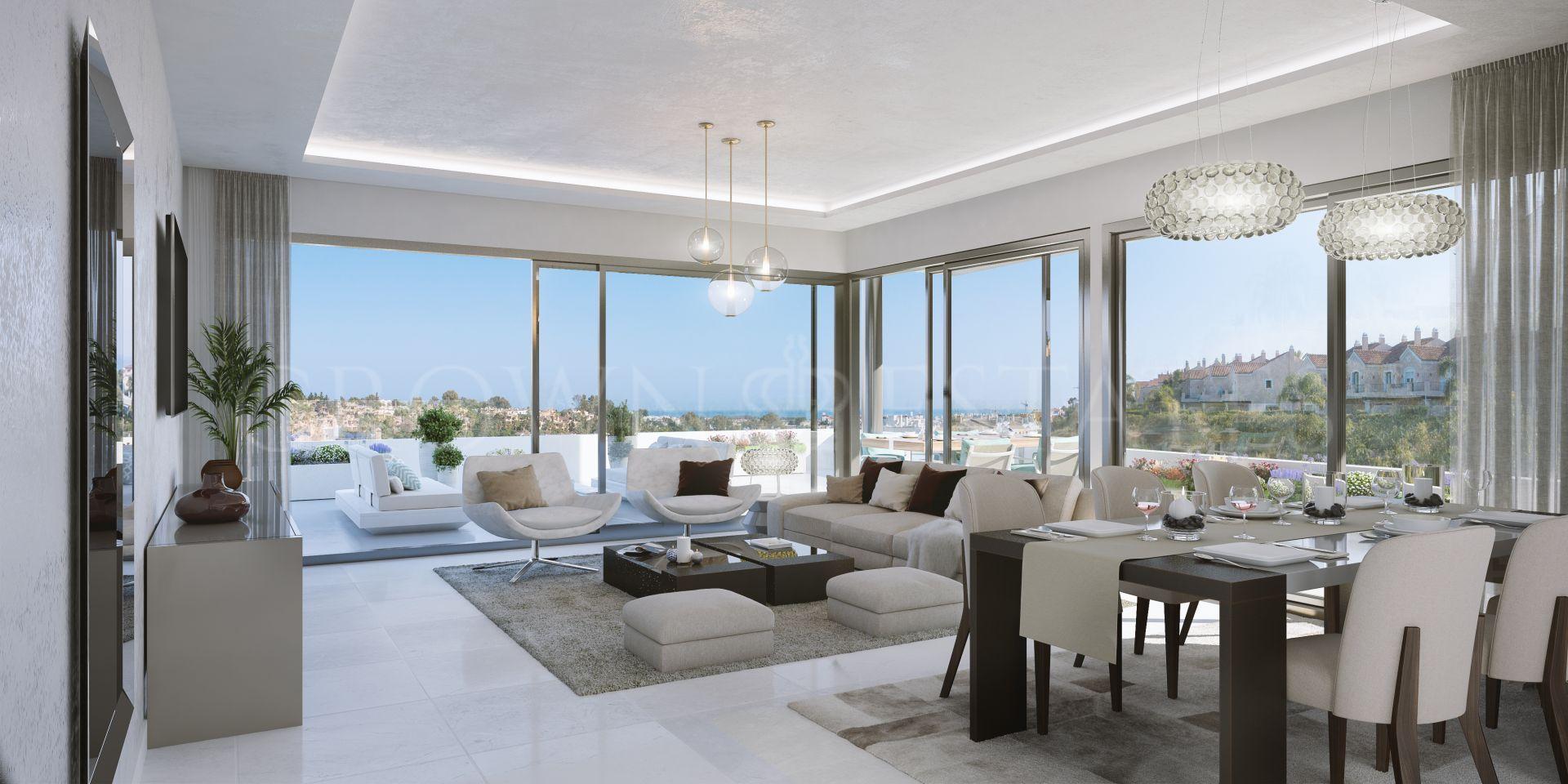 El Campanario Hills, luxury apartments in Nueva Milla de Oro
