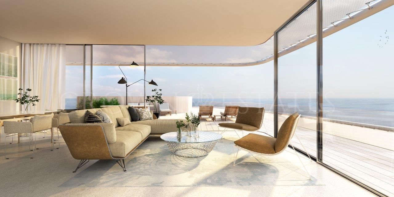 The Edge by Kronos Homes, exclusive apartments and villas by the sea in Estepona