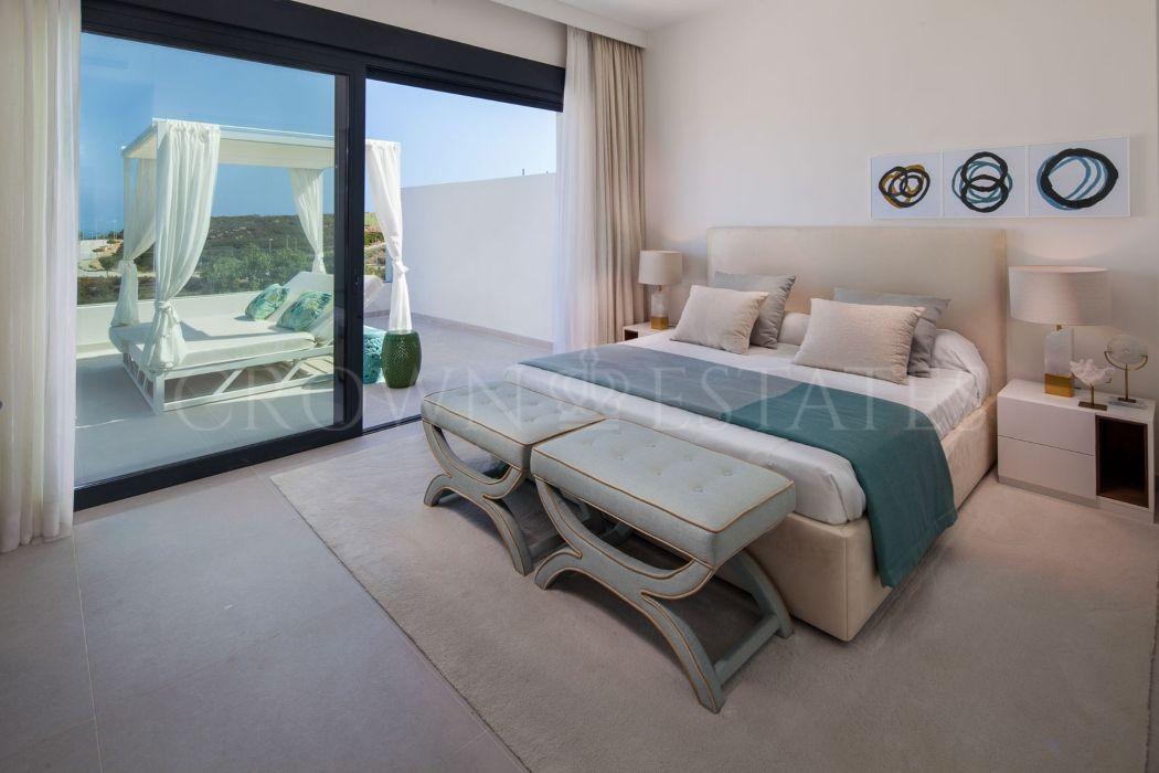 Terrazas de Cortesín Seaviews, apartments and townhouses with golf and sea views in Casares