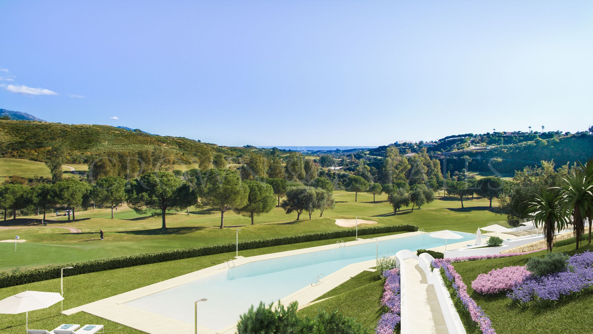 Fairways La Cala Golf, amazing apartments and penthouses first line golf in Mijas Costa