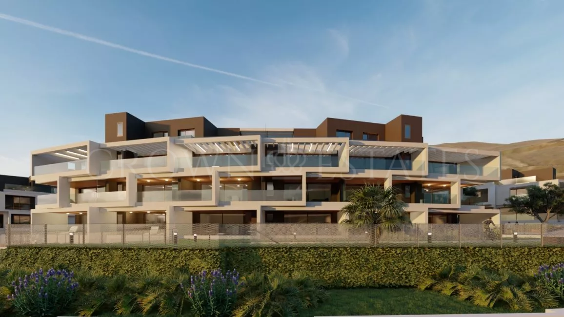 Essense by Puerto Narixa is a residential complex of quality, sustainable and innovative, designed for living as you have always dreamed, in southern Spain.