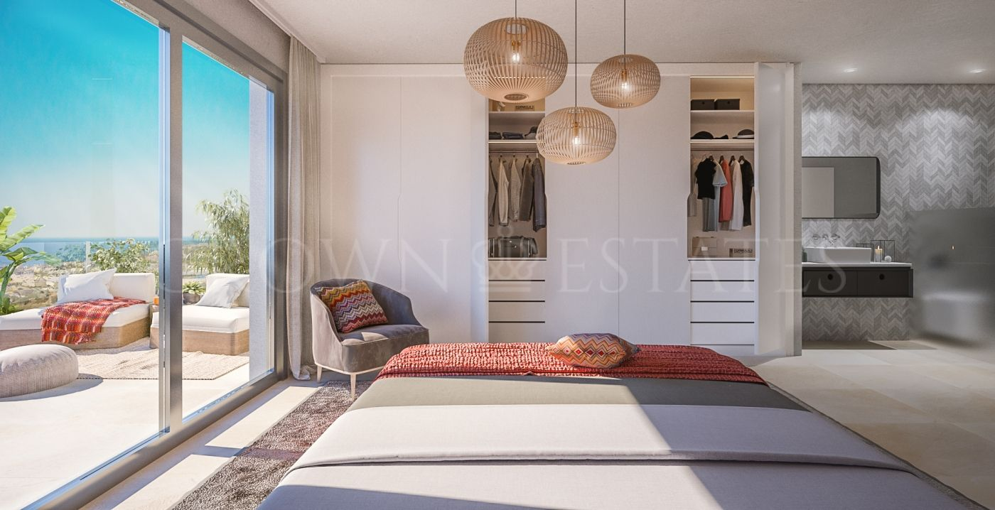 Spacious Marbella apartments in Los Monteros