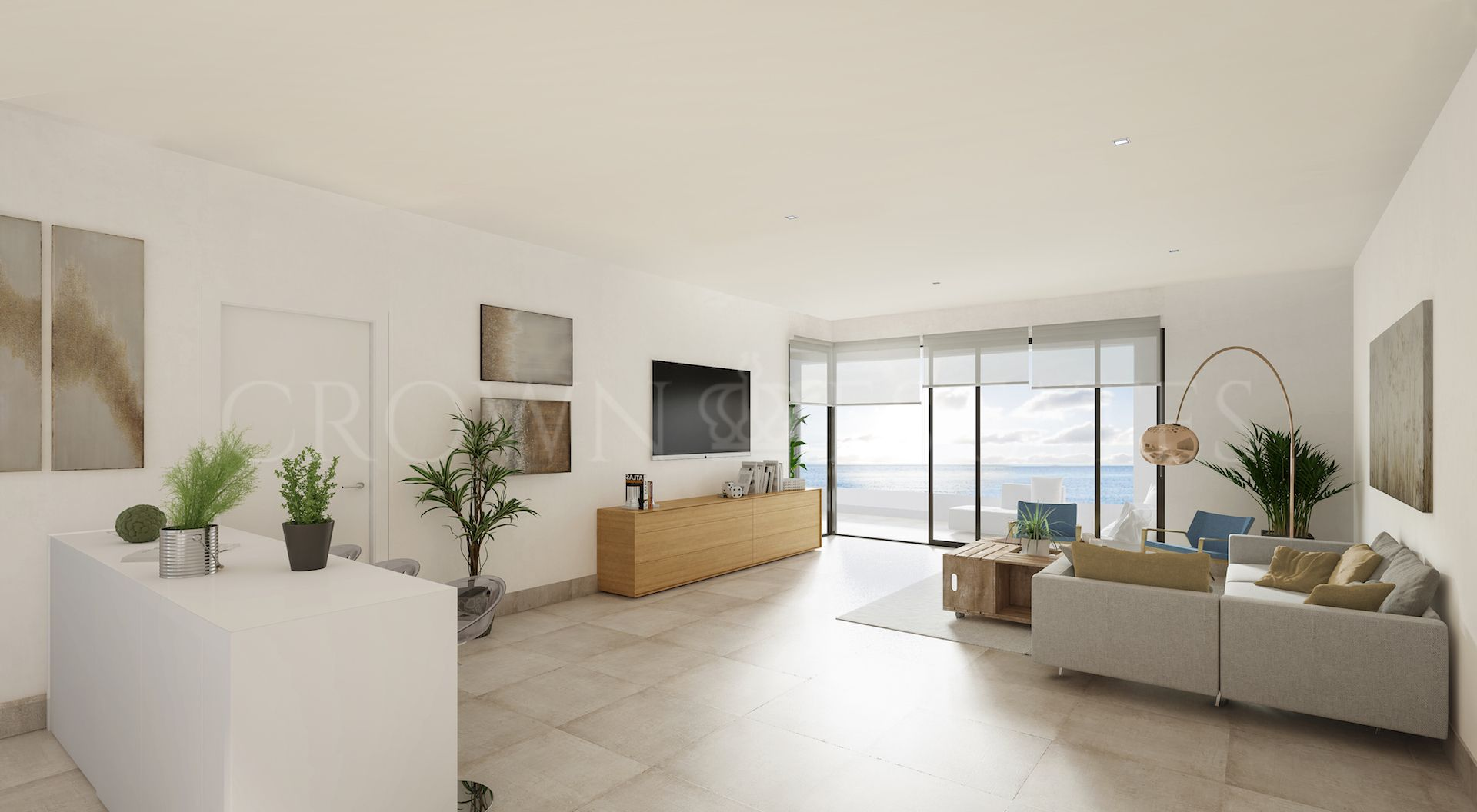 Middle Views II, spacious homes with stunning views in Fuengirola