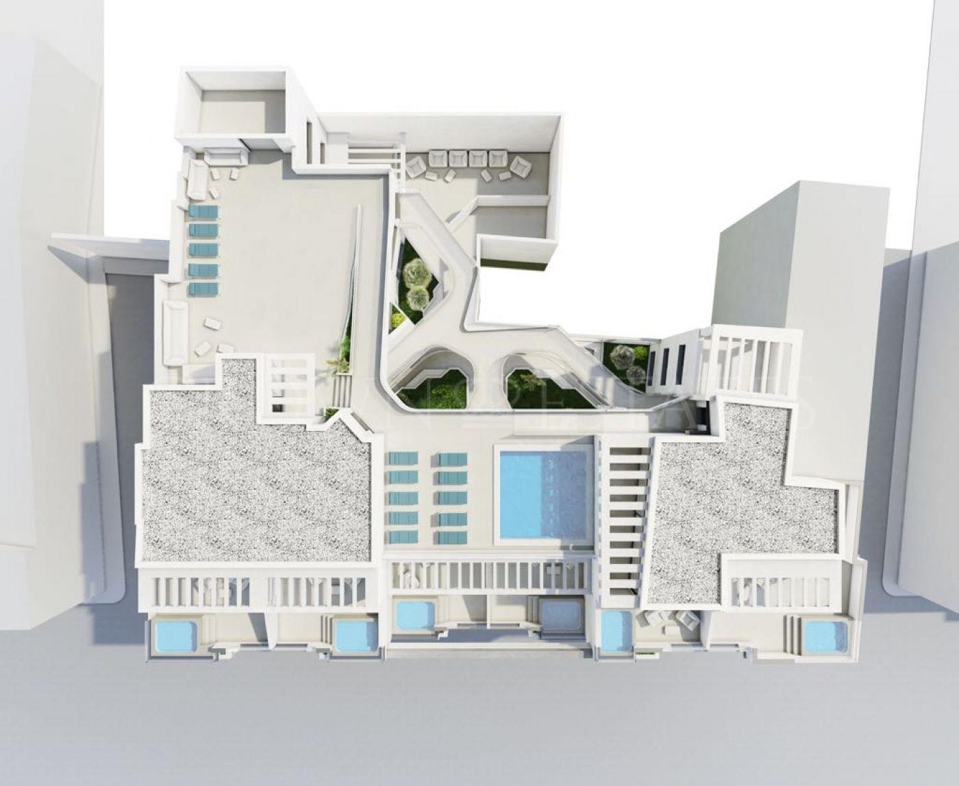 Edificio Ventura II, modern apartments with seaview over the splendid beaches of Tarifa