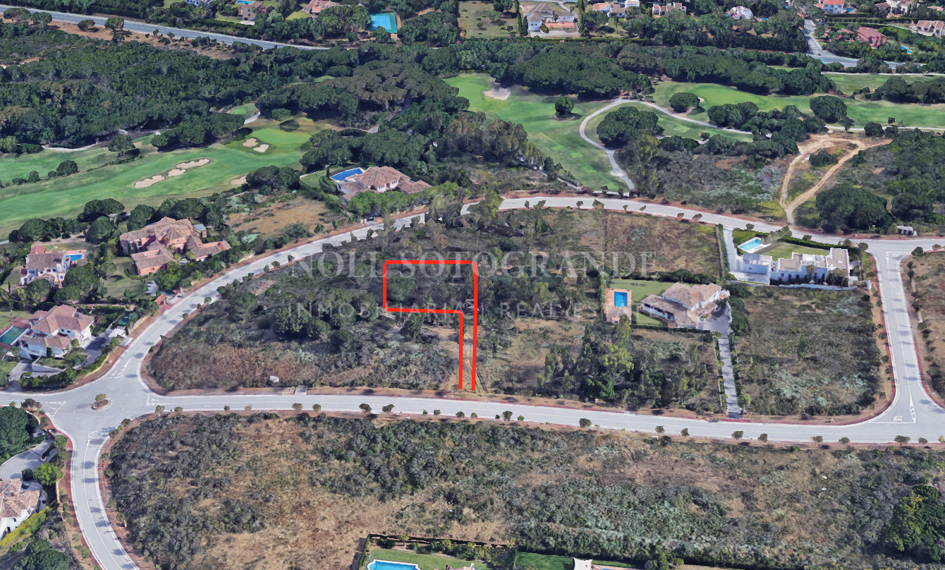 La Reserva de Sotogrande, Mehrfamilienhaus Grundstück zu verkaufen
