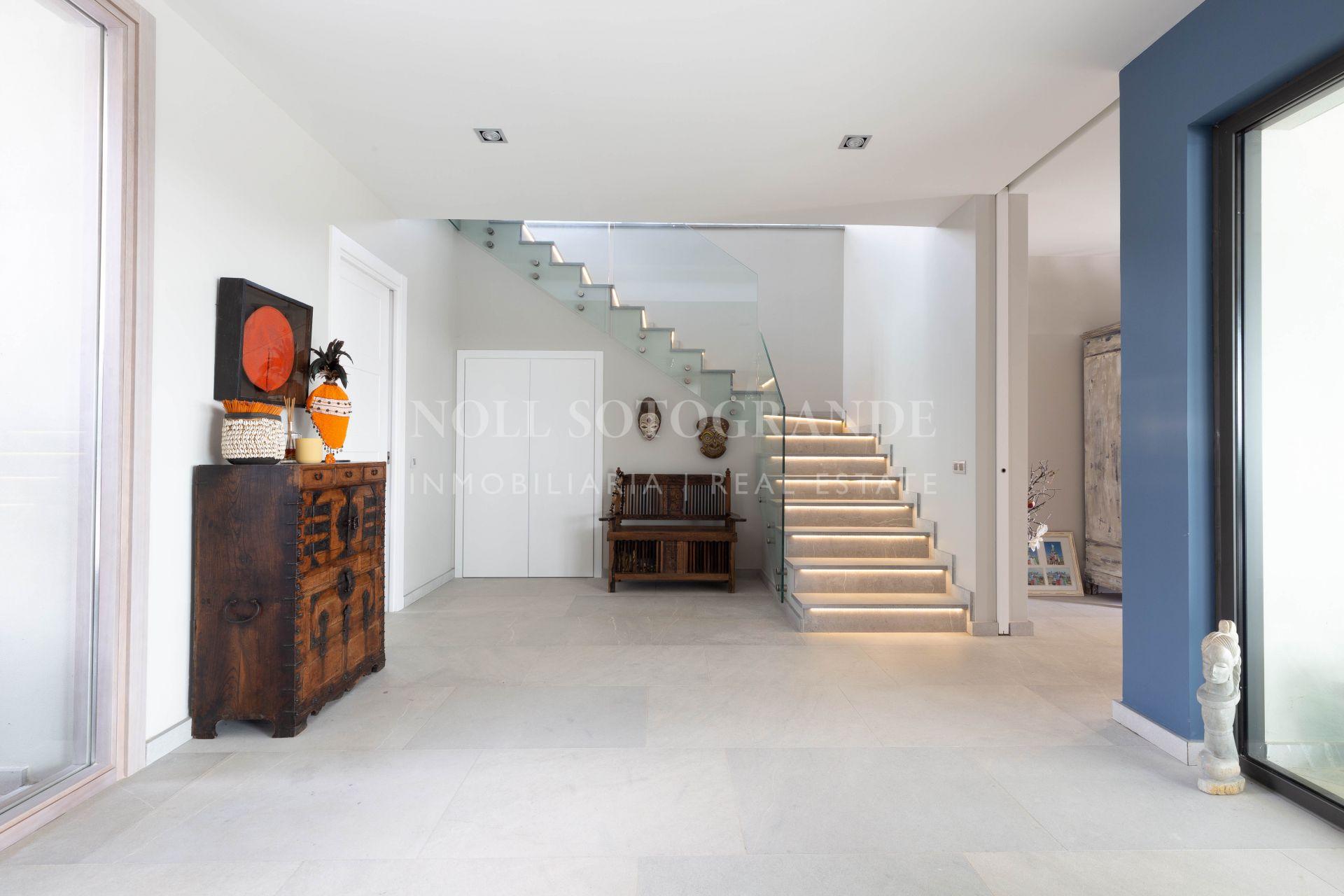 Sotogrande, La Reserva de Sotogrande, New family villa for sale.