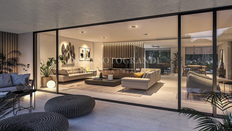 Sotogrande, new Penthouses in La Reserva