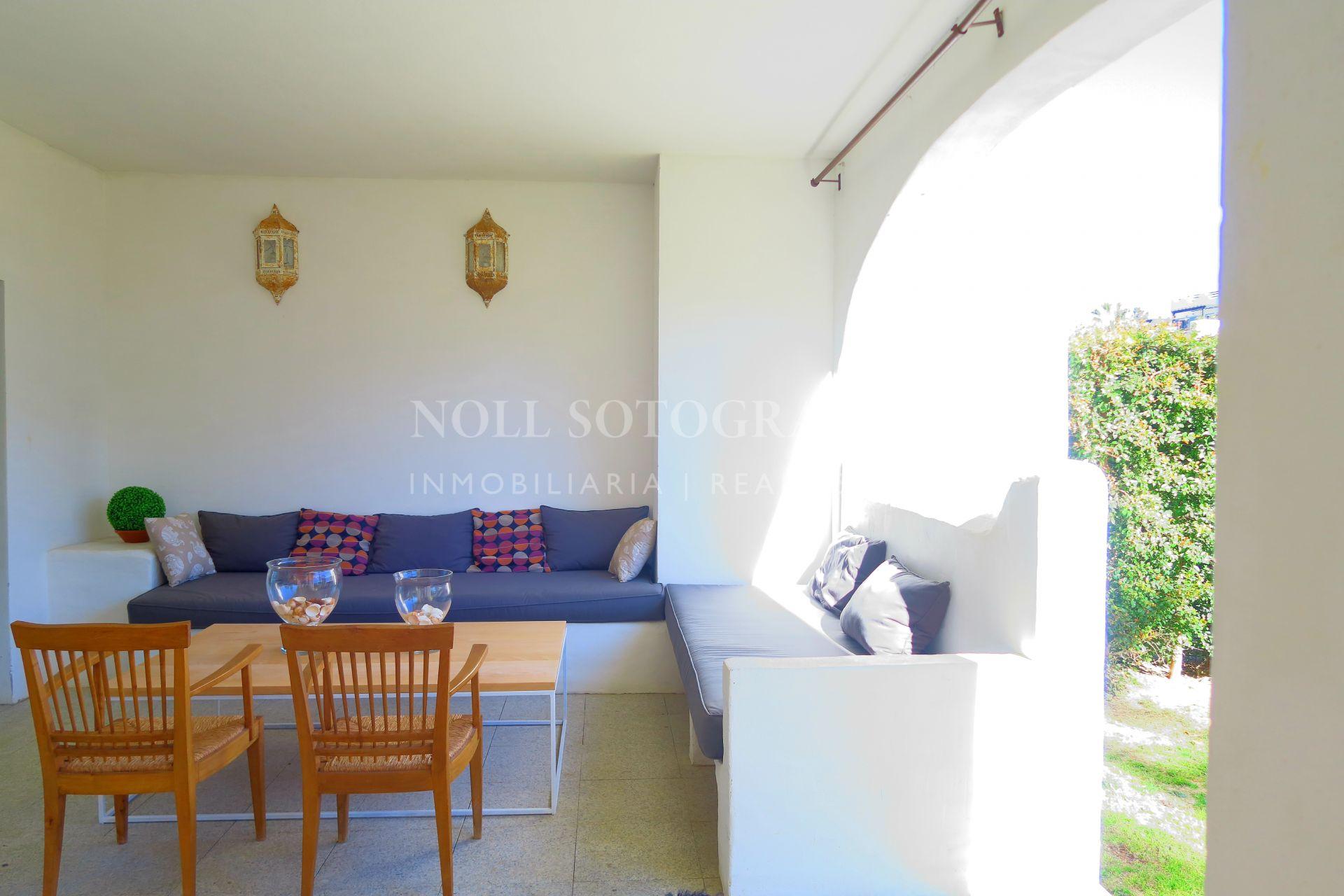 Ground floor apartment for sale in El Polo de Sotogrande