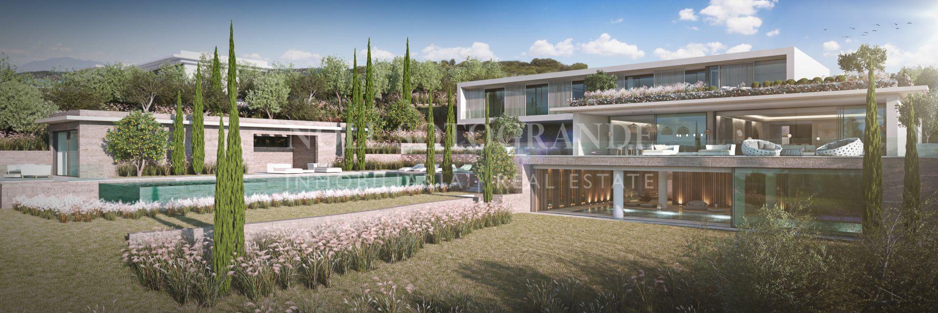La Reserva de Sotogrande, Villa Dorado en venta por Ark Architects
