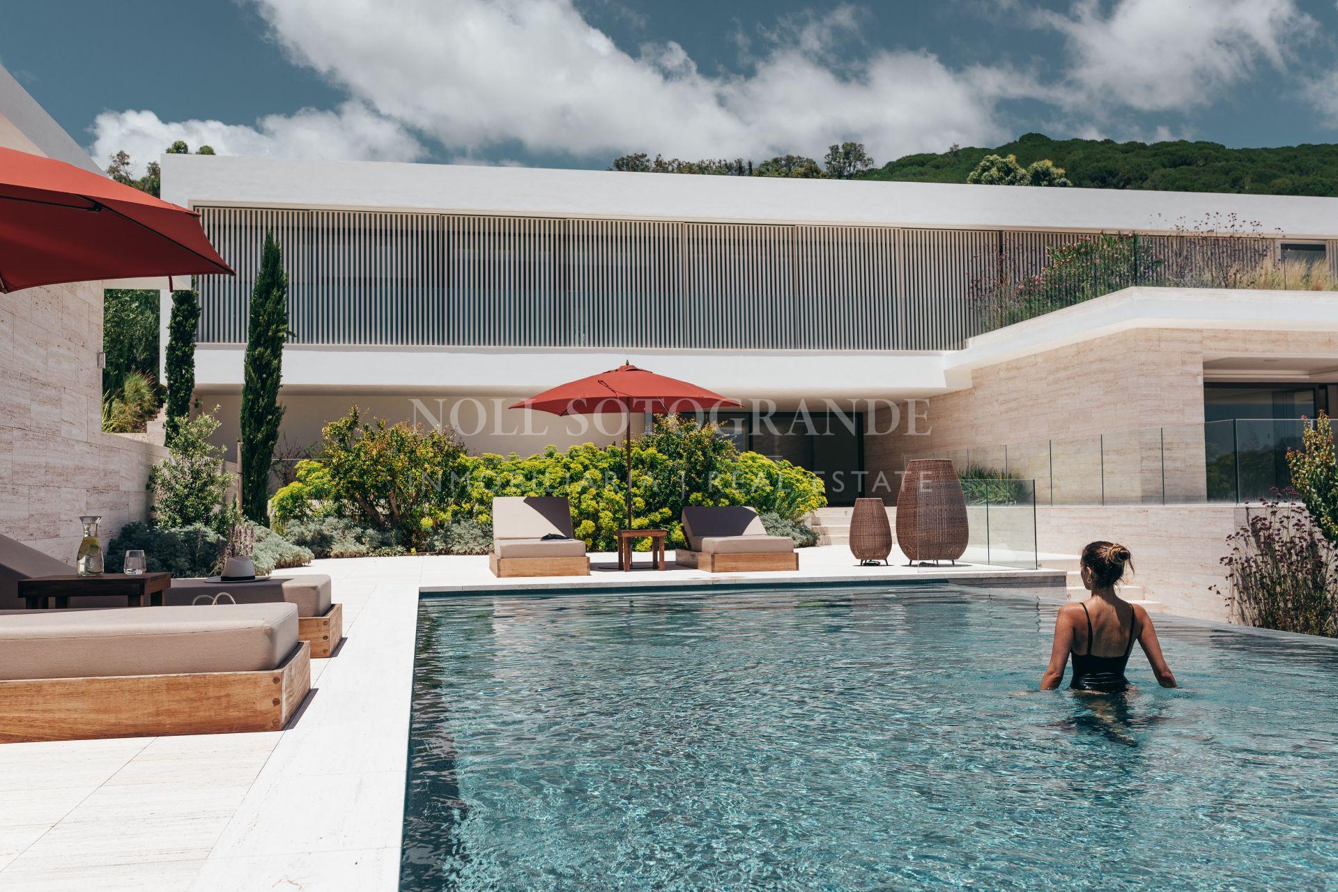La Reserva de Sotogrande, new villa for sale
