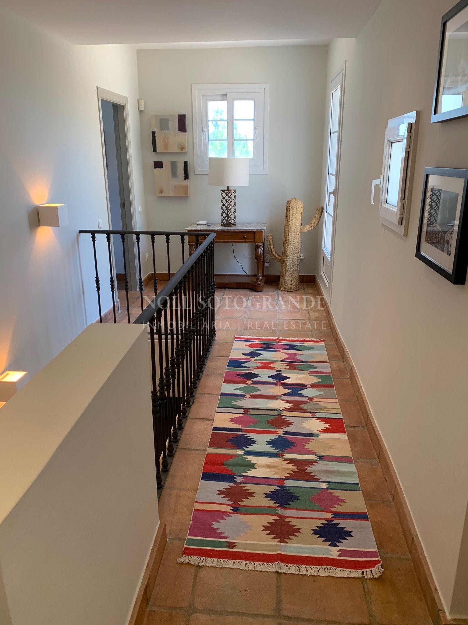 Casa de mucho encanto en alquiler a corto plazo - Sotogrande Alto