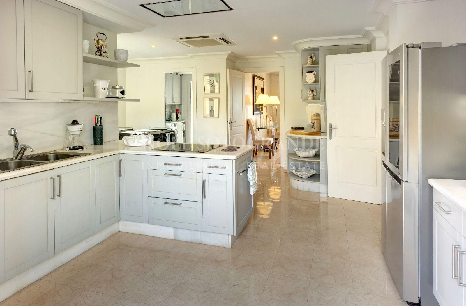Penthouse for rent in Valgrande, Sotogrande