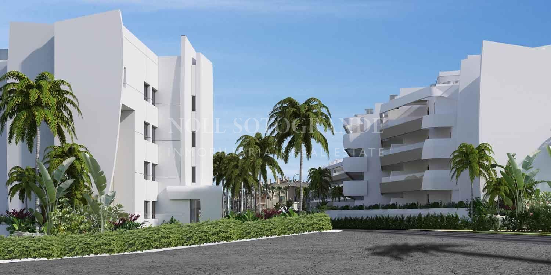 Off-plan contemporary penthouse Marina Sotogrande