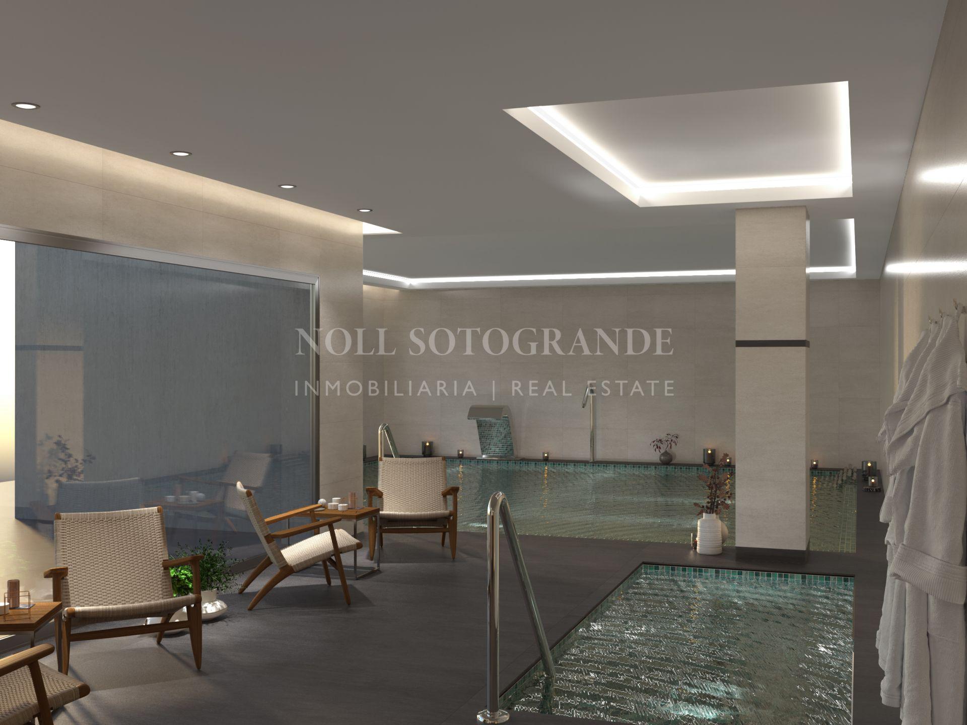 Apartamentos Alcaidesa en venta con espectaculares vistas