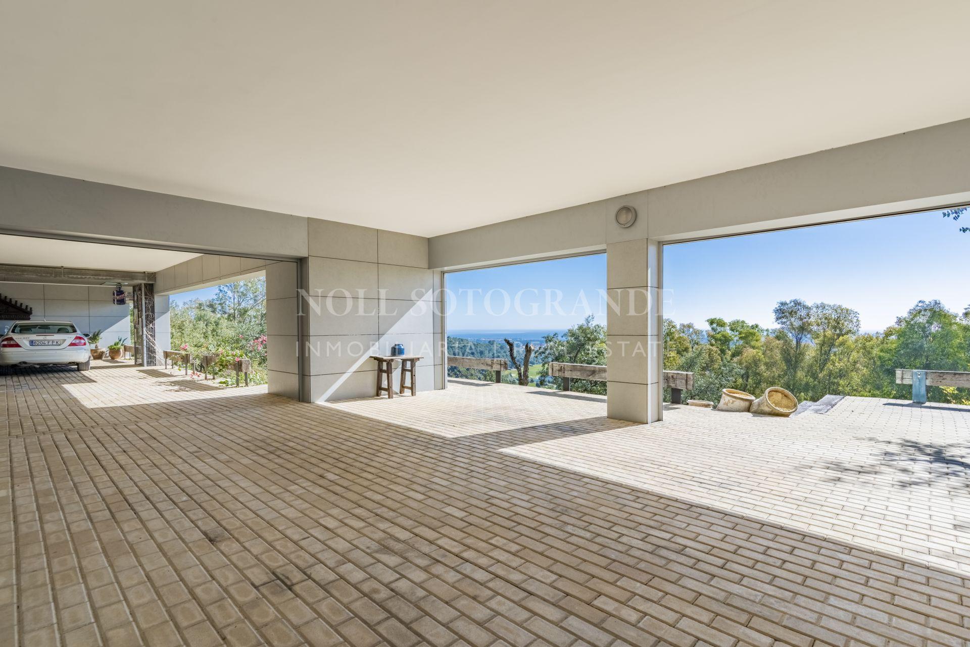 Contemporary Villa for sale La Reserva de Sotogrande