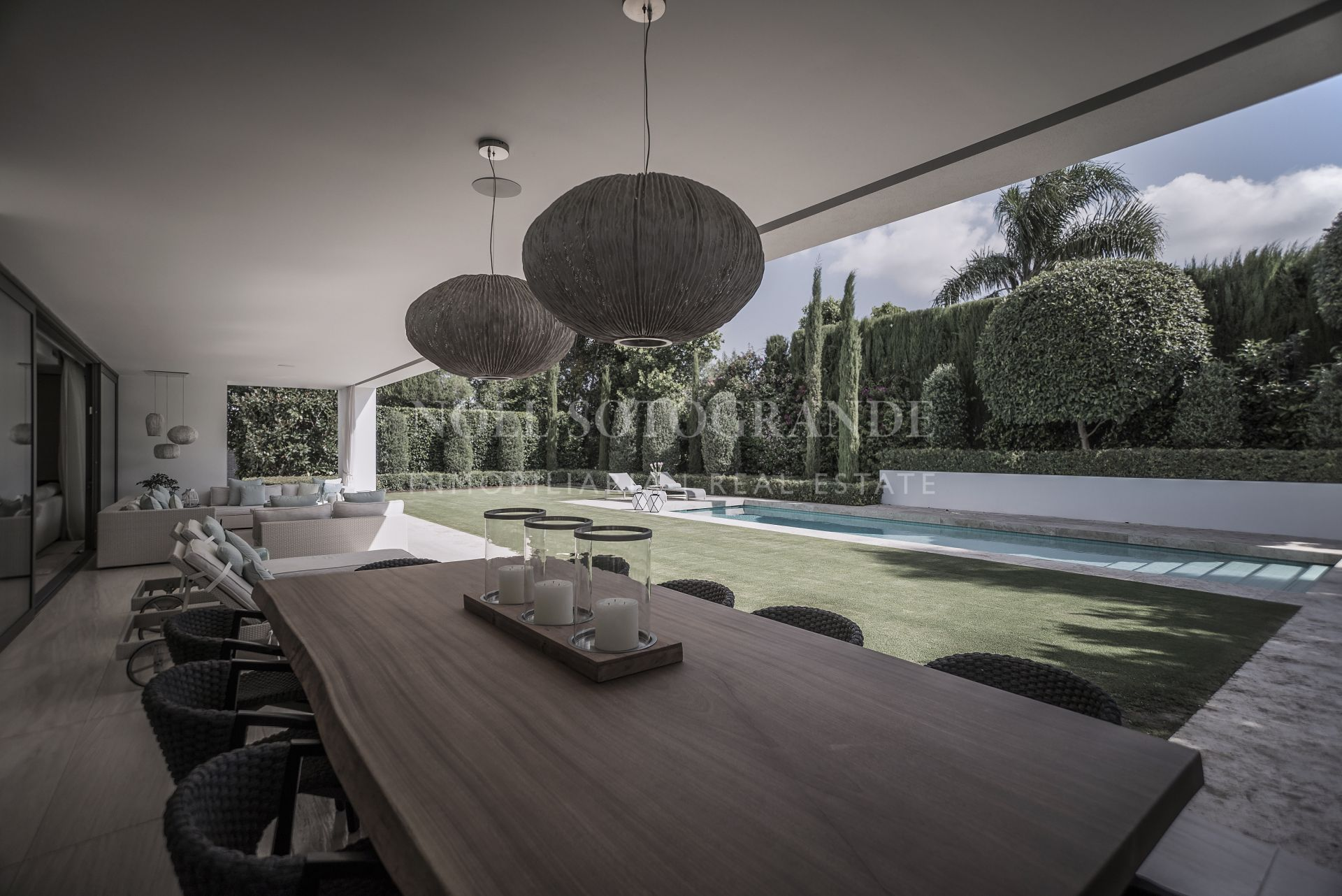 Contemporary Villa for sale Sotogrande Alto