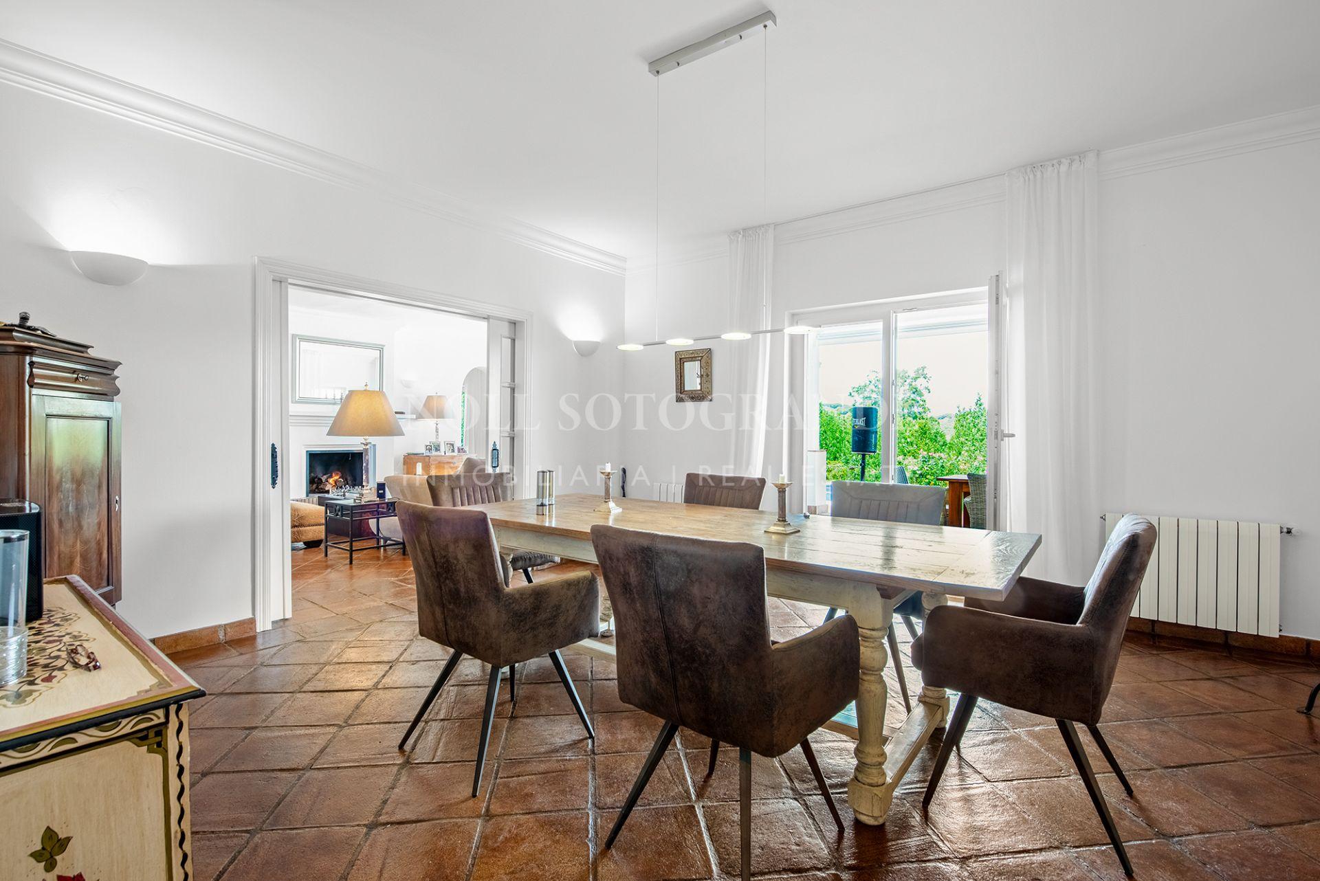 Charming Villa for sale in Sotogrande Alto