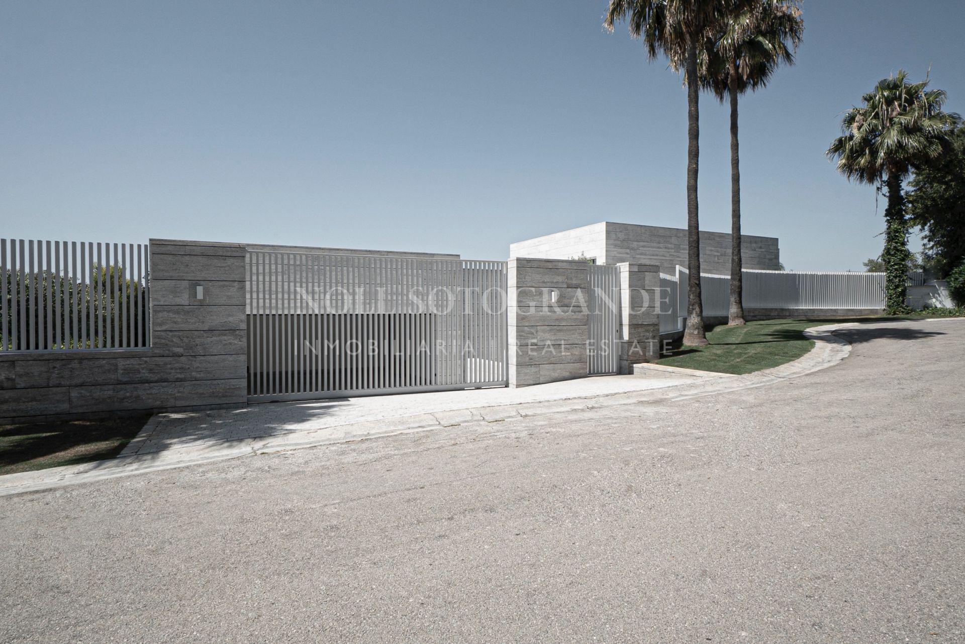 Contemporary ARK Villa for sale Sotogrande Alto