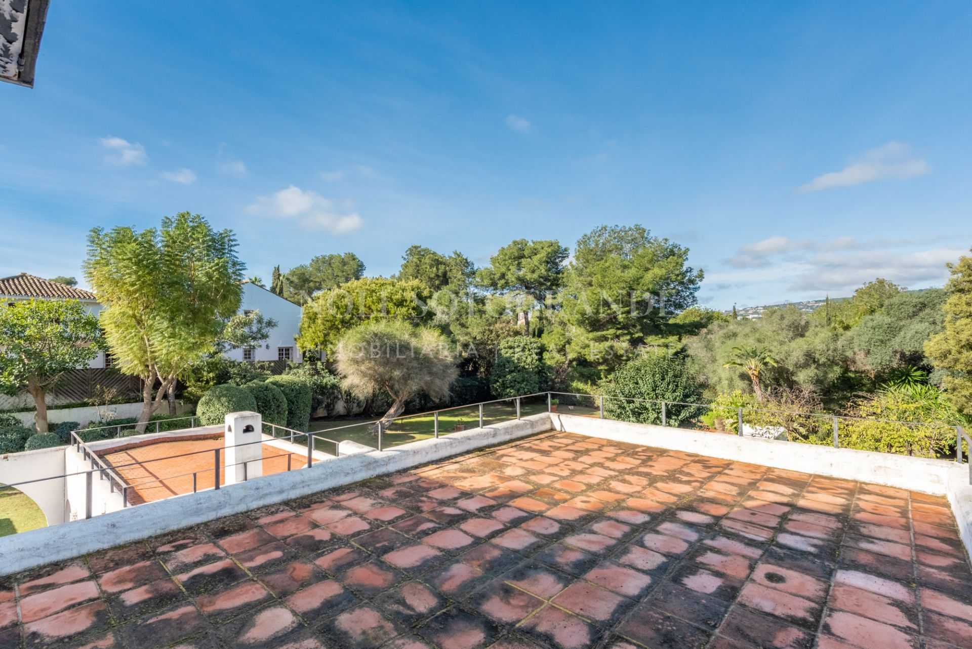Traditional Villa for sale in Kings and Queens of Sotogrande Costa