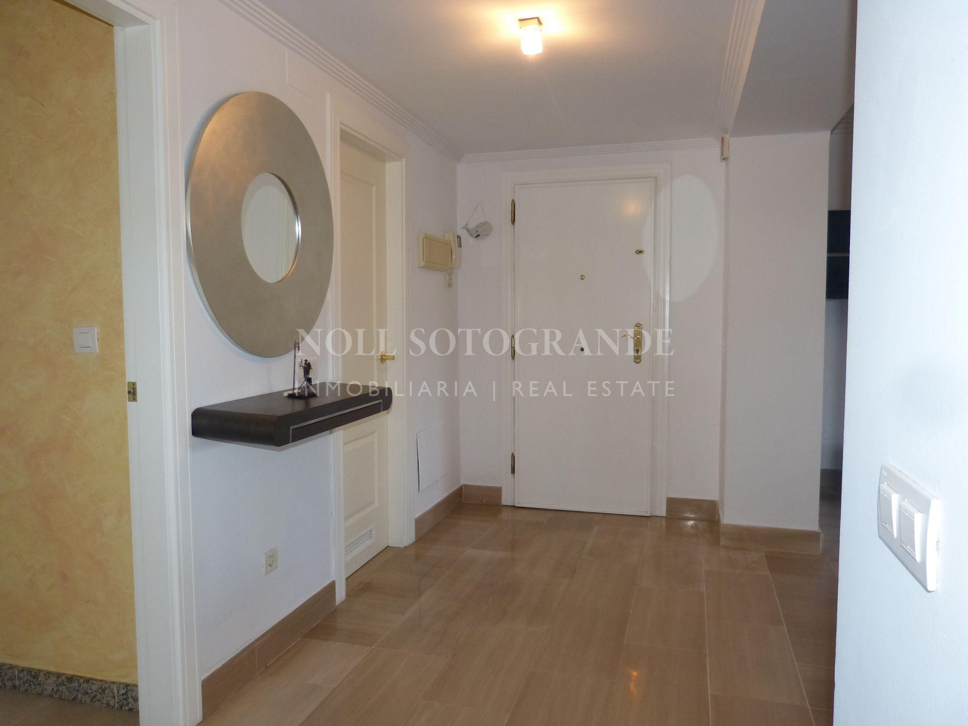 Apartment for rent in Los Gazules, Sotogrande Alto
