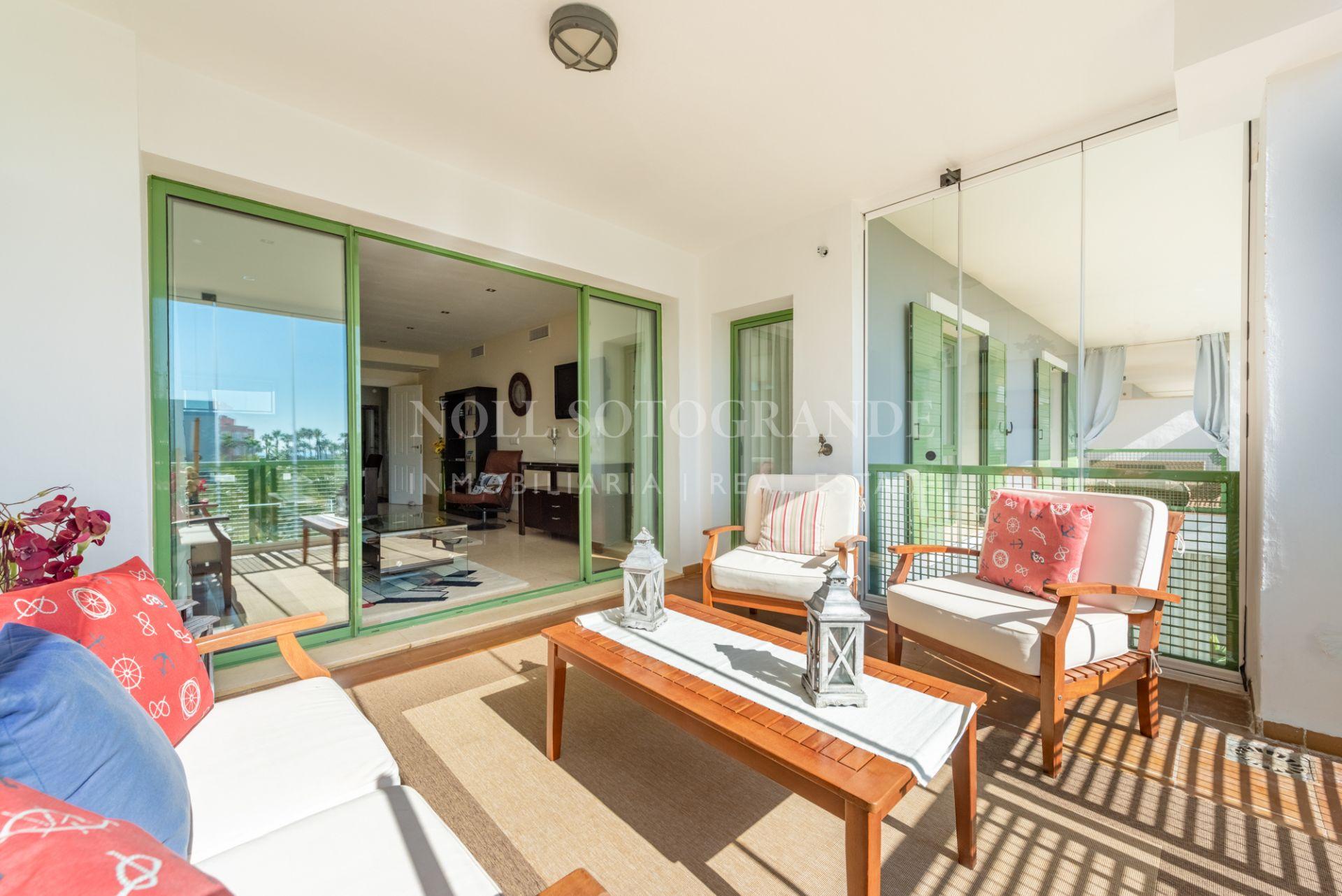 Apartment for sale in Marina de Sotogrande, Sotogrande