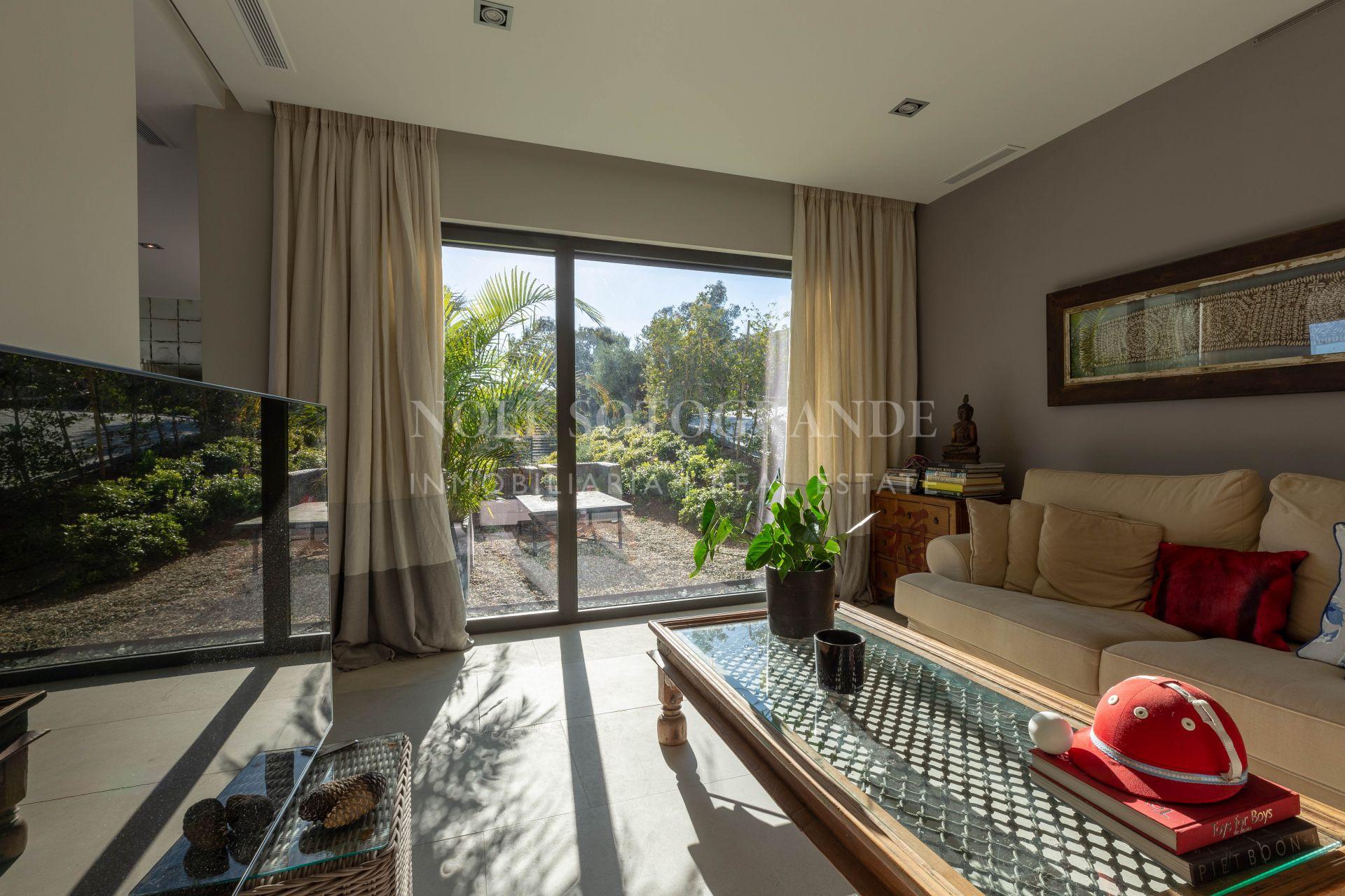 Sotogrande, La Reserva de Sotogrande, New family villa for rent