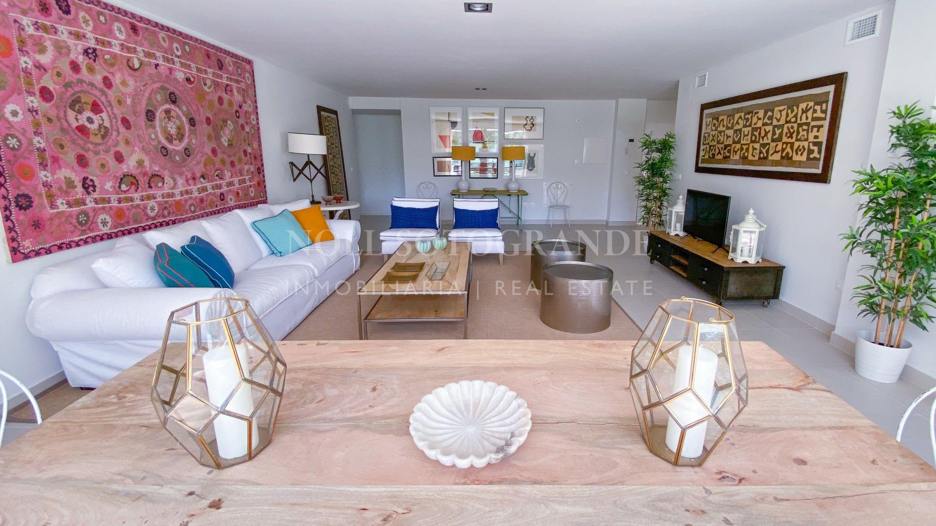 Senda Chica Sotogrande, Penthouse for sale