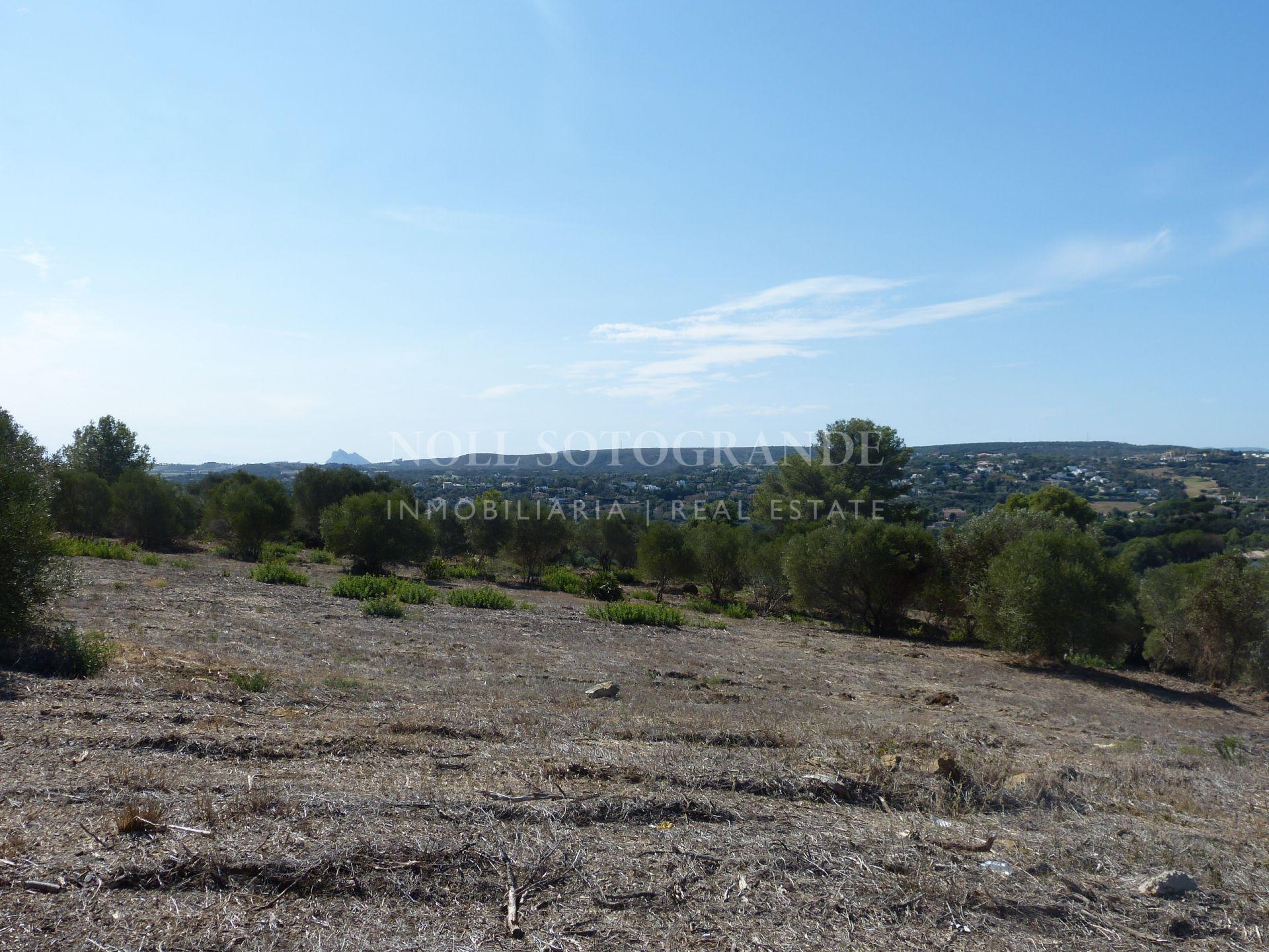 Building Plot for Sale in La Reserva Sotogrande