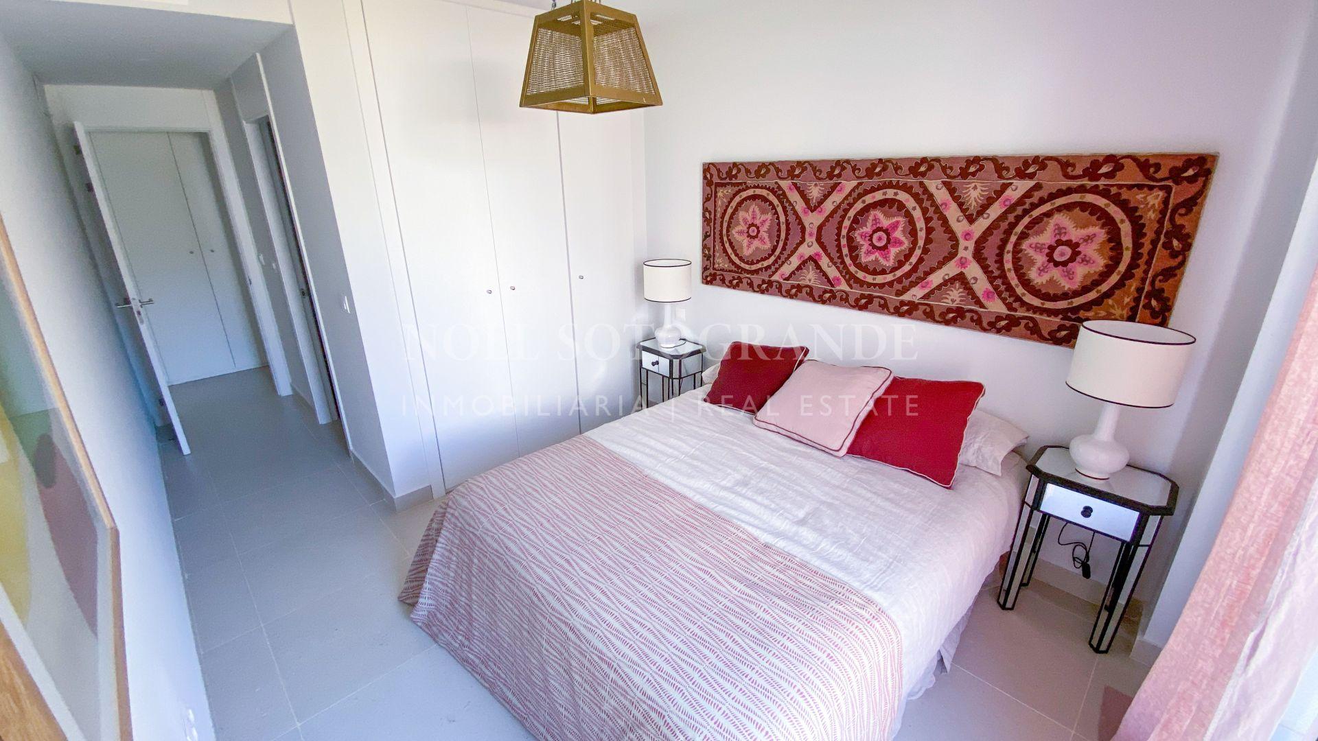 Senda Chica Sotogrande, Apartment Type Garden houses - Ground floor Apartments